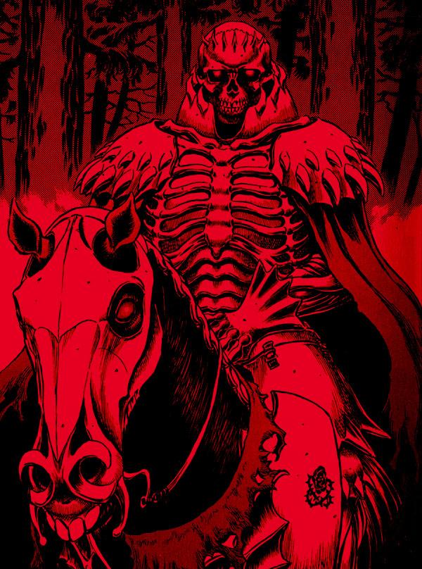 Résines Berserk by Wolfcerber Frombelowmangared